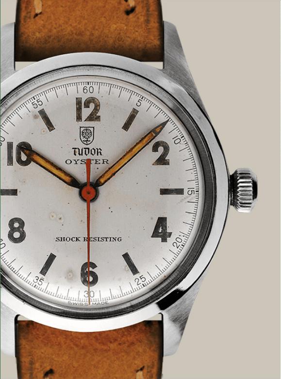 Encuentre su reloj Tudor
